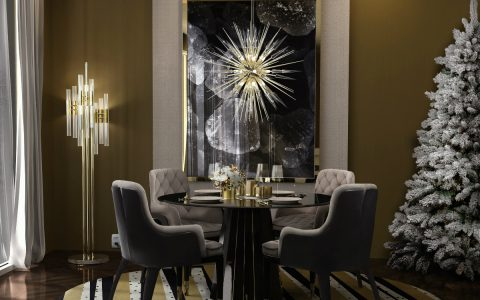 Luxury Design: Awesome Dining Room Ideas For Christmas dining room ideas Luxury Design: Awesome Dining Room Ideas For Christmas featurwed 480x300