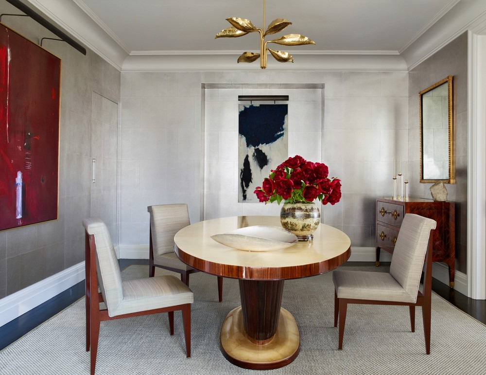 When Modern Means Timeless: Dining Rooms by David Kleinberg david kleinberg When Modern Means Timeless: Dining Rooms by David Kleinberg 1 ad 2