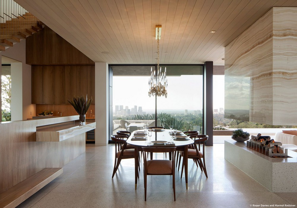 Marmol Radziner: Architectural Dining Rooms For Every taste marmol radziner Marmol Radziner: Architectural Dining Rooms For Every Taste 1 marmol radziner