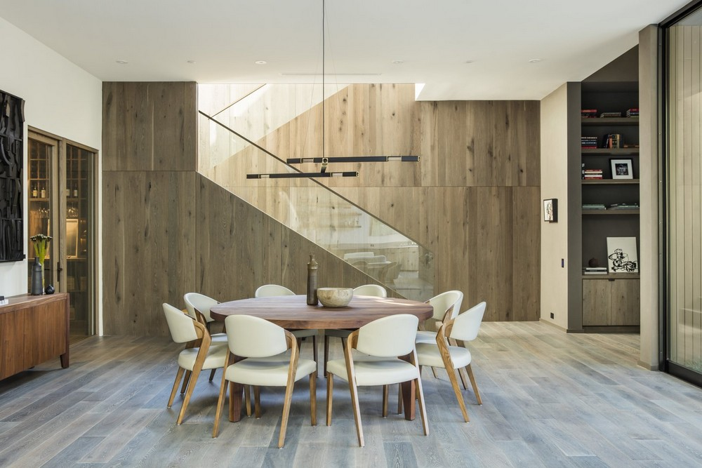 Marmol Radziner: Architectural Dining Rooms For Every Taste marmol radziner Marmol Radziner: Architectural Dining Rooms For Every Taste 4 modera lofts