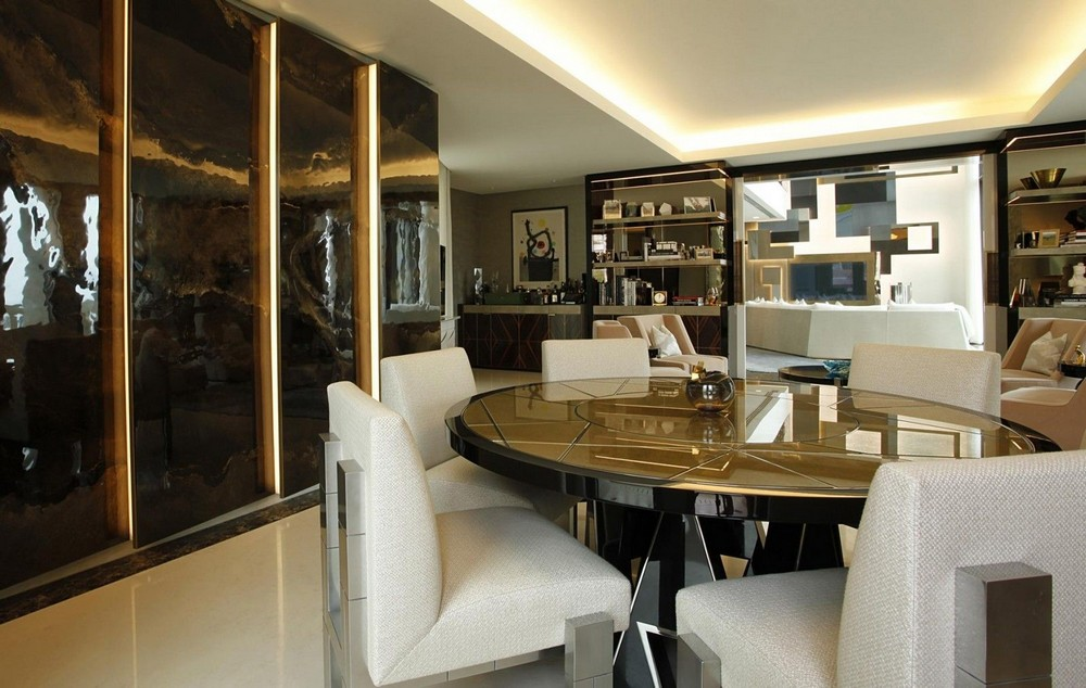 A Touch of Classic: Dining Rooms by Martin Kemp Design martin kemp design A Touch of Classic: Dining Rooms by Martin Kemp Design 429948c706a9caf873d2b9936687a2c3