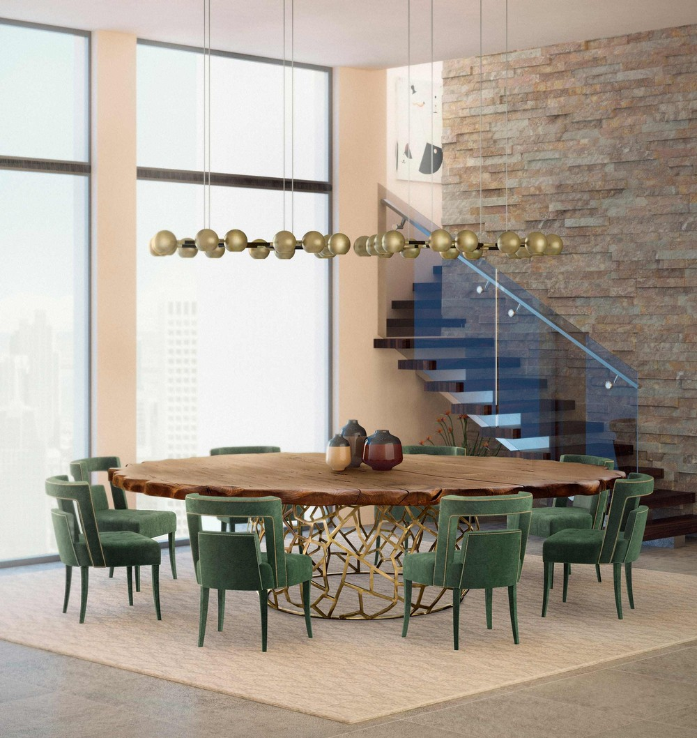 Trendy Dining Tables For 2020 trendy dining tables Trendy Dining Tables For 2020 apis