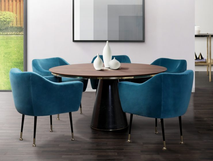 dining room ideas Pantone's Classic Blue: 5 Trendy Dining Room Ideas featured 2020 01 02T112023 dining tables & chairs Home page featured 2020 01 02T112023