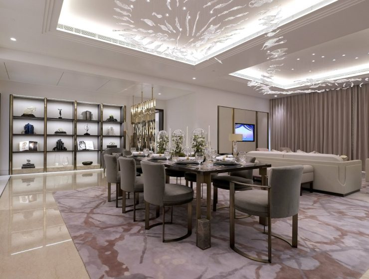 A Touch of Classic: Dining Rooms by Martin Kemp Design martin kemp design A Touch of Classic: Dining Rooms by Martin Kemp Design featured 2020 01 30T150329 dining tables & chairs Home page featured 2020 01 30T150329