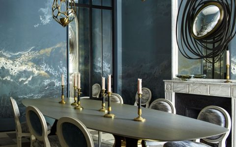 luxury dining room ideas Luxury Dining Room Ideas by Top French Interior Designers featured 480x300