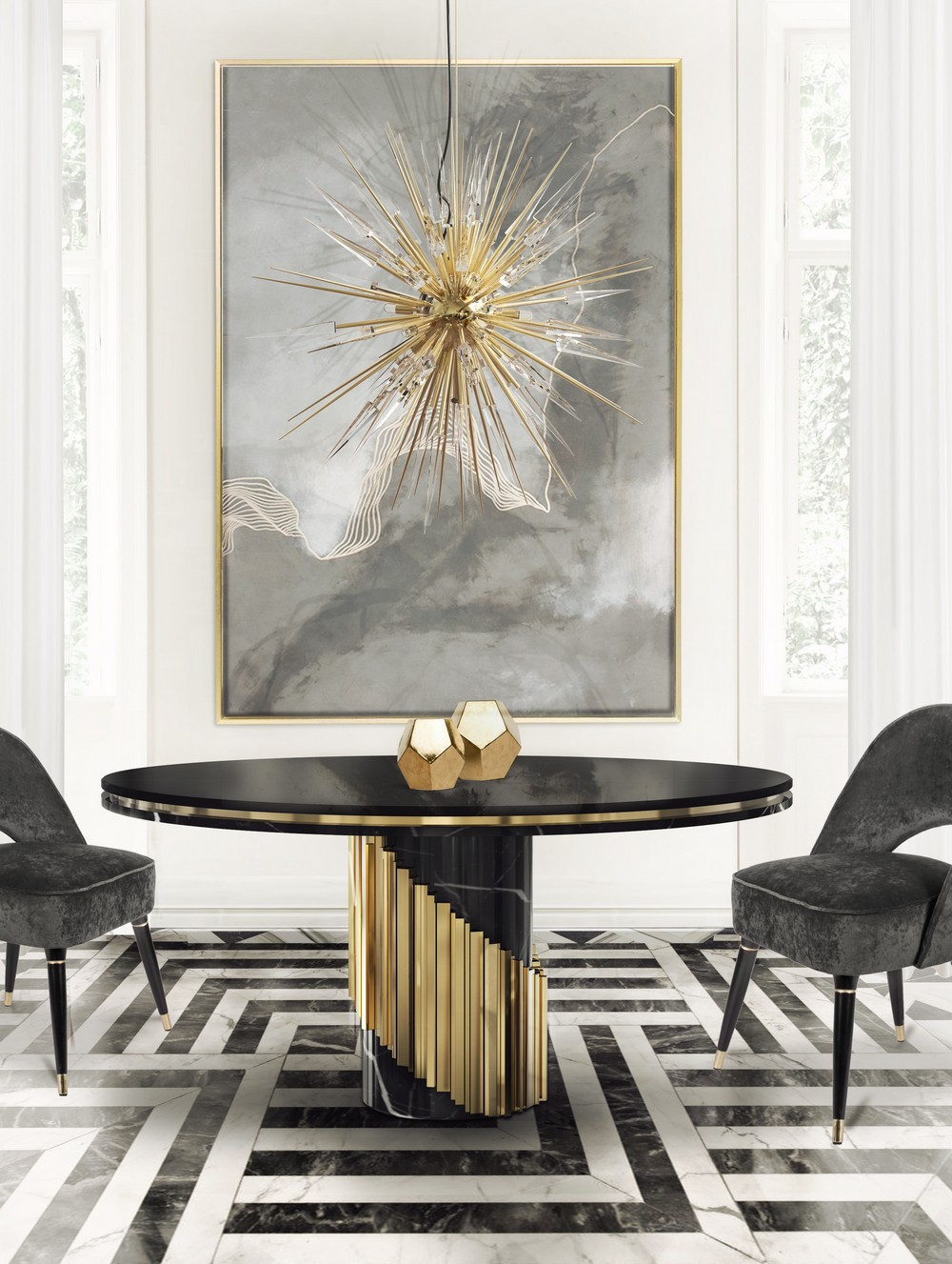 Dining Room Furniture You Can't Miss at Maison et Objet 2020 maison et objet 2020 Dining Room Furniture You Can't Miss at Maison et Objet 2020 littus