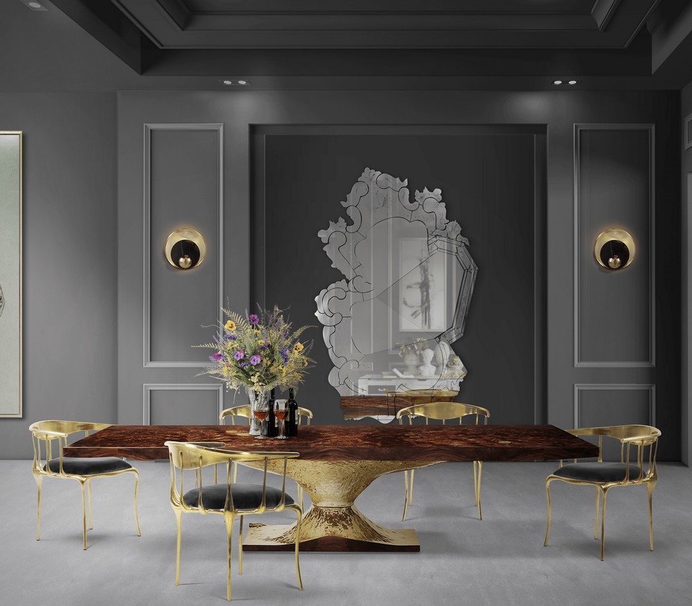Dining Room Furniture You Can't Miss at Maison et Objet 2020 maison et objet 2020 Dining Room Furniture You Can't Miss at Maison et Objet 2020 n112