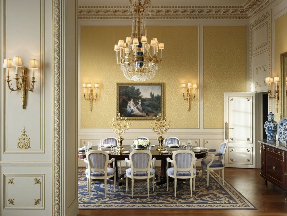 Luxury Dining Room Ideas by Top French Interior Designers luxury dining room ideas Luxury Dining Room Ideas by Top French Interior Designers yves firstluxe