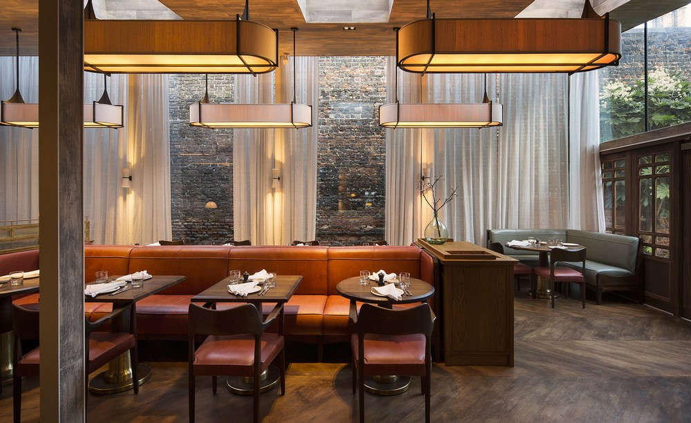 Forward-Thinking Design: Restaurants by Alexander Waterworth Interiors alexander waterworth interiors Forward-Thinking Design: Restaurants by Alexander Waterworth Interiors 1 Wallpaper