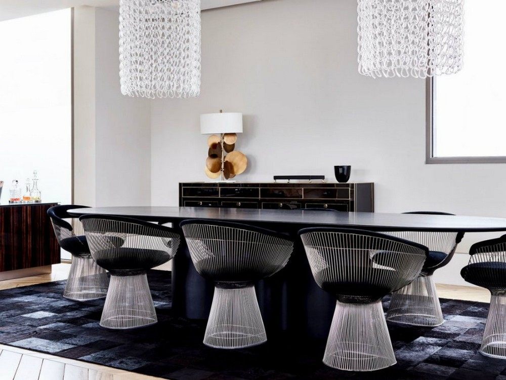 David Hicks: A Sophisticated Decorative Layering For Every Dining Room david hicks David Hicks: A Sophisticated Decorative Layering For Every Dining Room 3 Boca do Lobo