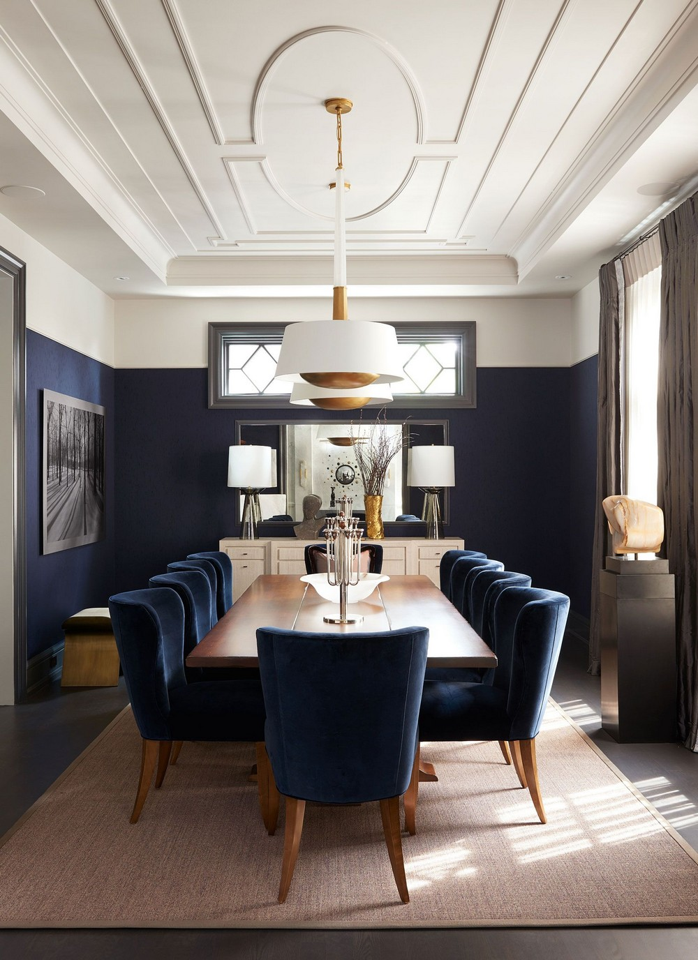 A Classic Style For Modern Luxury: Dining Rooms by Elizabeth Metcalfe elizabeth metcalfe A Classic Style For Modern Luxury: Dining Rooms by Elizabeth Metcalfe 4 pinterest 1
