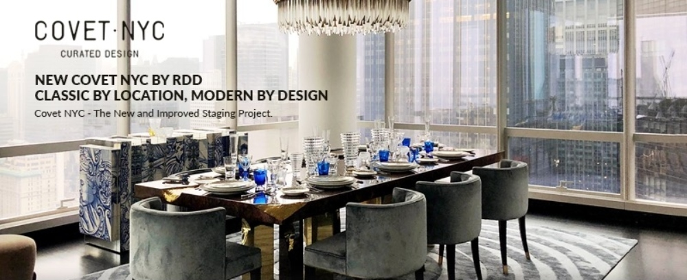Inspiring Dining Room Furniture to Discover at Covet NYC 2.0 elizabeth metcalfe A Classic Style For Modern Luxury: Dining Rooms by Elizabeth Metcalfe banner dtc 1