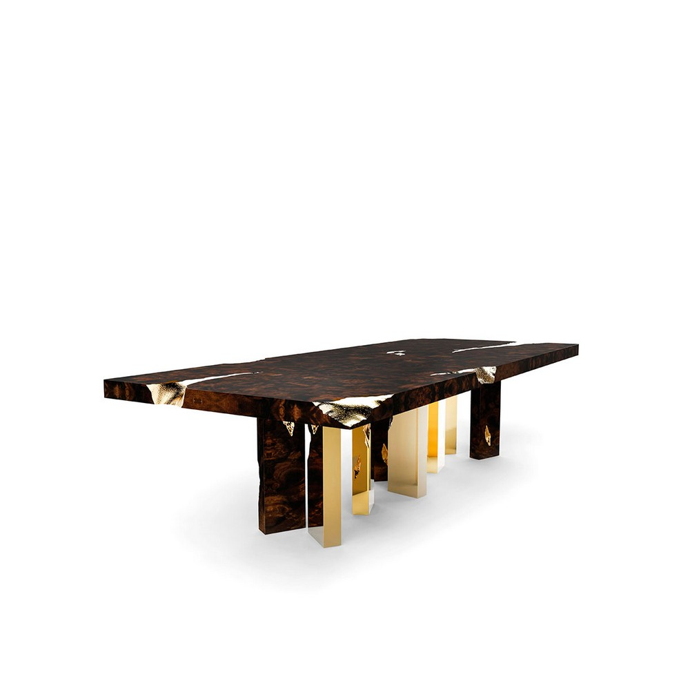 Modern Classic Dining Tables For a Timeless Dining Room modern classic dining tables Modern Classic Dining Tables For a Timeless Dining Room empire2