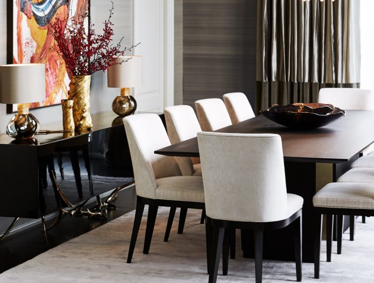 An Unparalleled Devotion to Detail: Dining Rooms by Julie Charbonneau julie charbonneau An Unparalleled Devotion to Detail: Dining Rooms by Julie Charbonneau featured 2020 02 03T124650 dining tables & chairs Home page featured 2020 02 03T124650