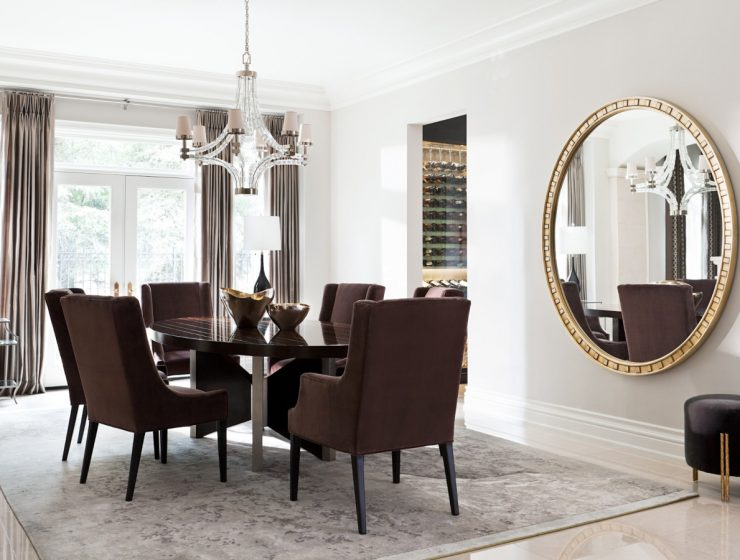 A Classic Style For Modern Luxury: Dining Rooms by Elizabeth Metcalfe elizabeth metcalfe A Classic Style For Modern Luxury: Dining Rooms by Elizabeth Metcalfe featured 2020 02 12T124325