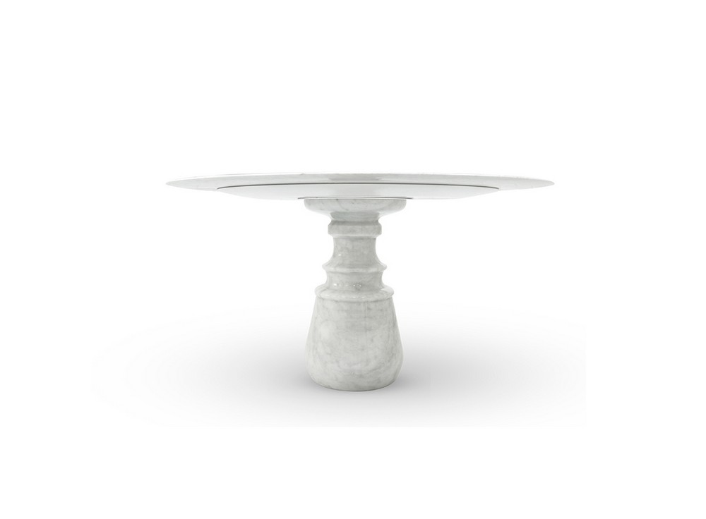 Dining Room Decor Inspired by Kelly Hoppen kelly hoppen Dining Room Decor Inspired by Kelly Hoppen pietra round table 01
