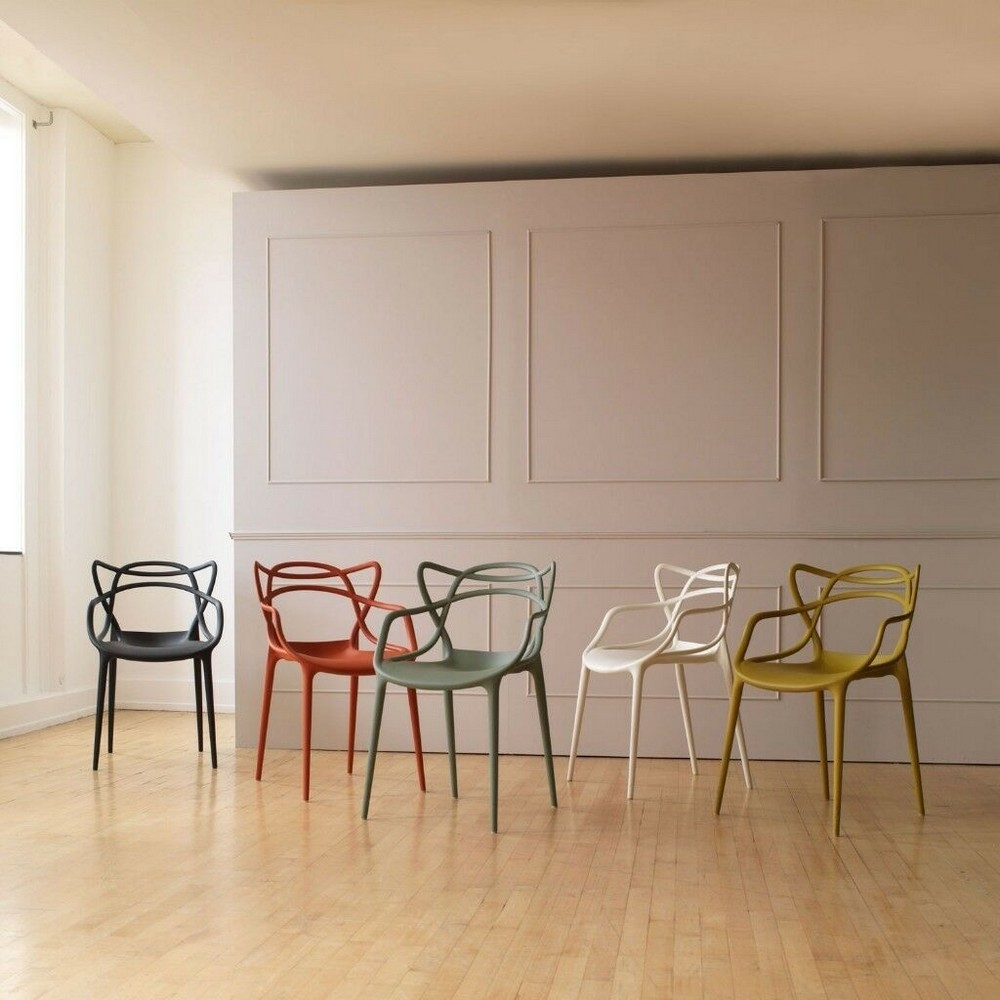 Comfort, Aesthetics and Practicality: Dining Chairs by Philippe Starck philippe starck Comfort, Aesthetics and Practicality: Dining Chairs by Philippe Starck 86