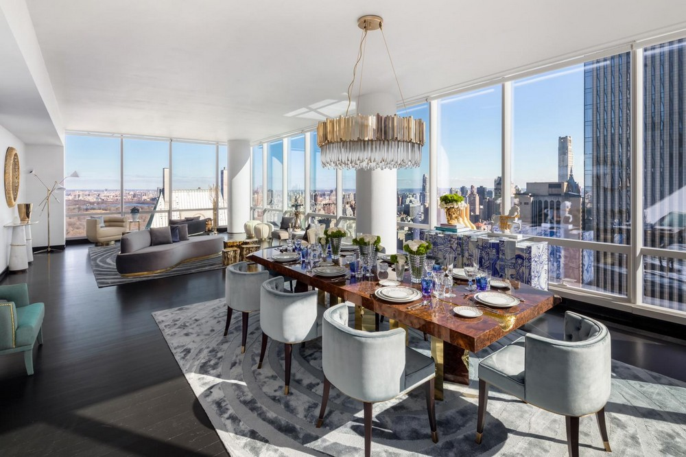 How To Style A Dining Room by Covet NYC dining room How To Style A Dining Room by Covet NYC Covet NYC Manhattan showroom