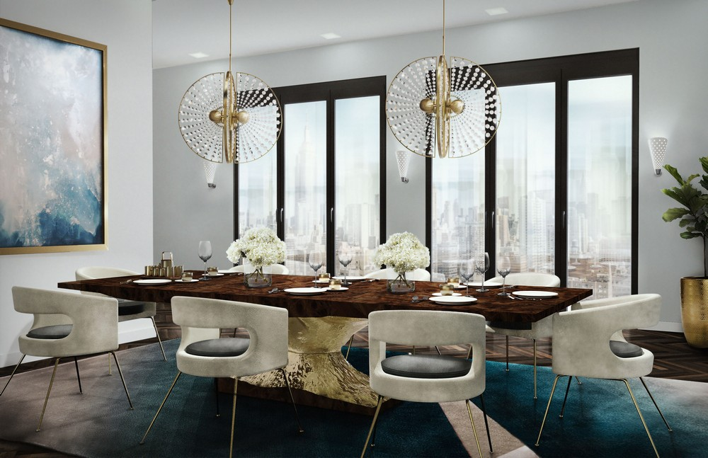 7 Dining Room Chandeliers That Will Spark A Luxury Atmosphere dining room chandeliers 7 Dining Room Chandeliers That Will Spark A Luxury Atmosphere ambience 107 HR
