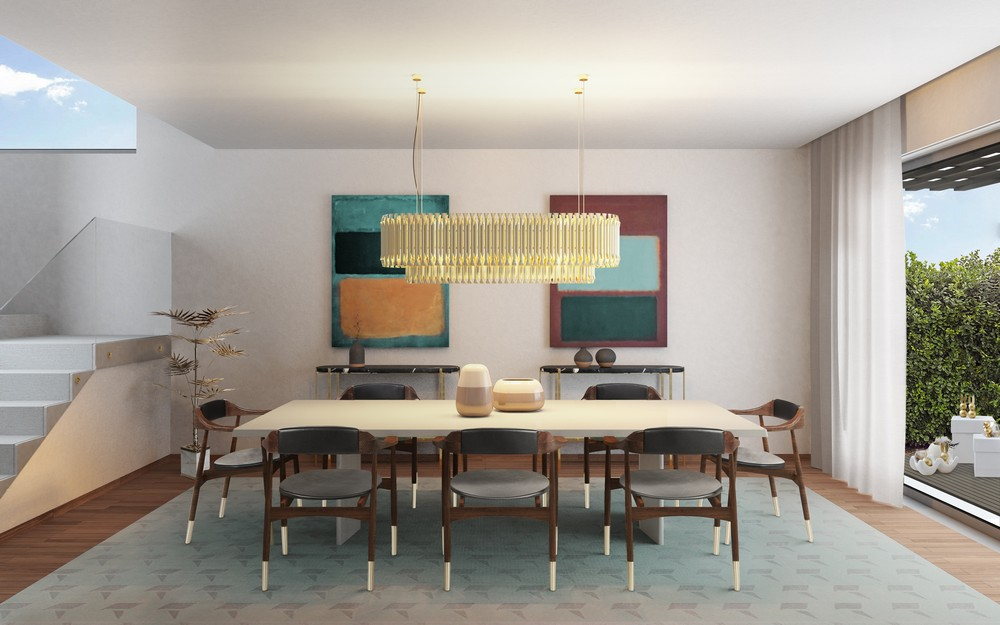 7 Dining Room Chandeliers That Will Spark A Luxury Atmosphere dining room chandeliers 7 Dining Room Chandeliers That Will Spark A Luxury Atmosphere ambience 151 HR