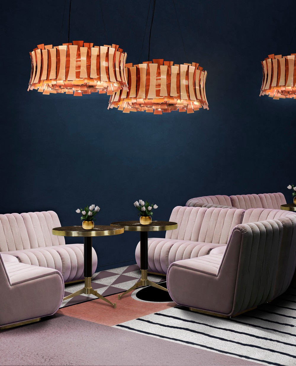 7 Dining Room Chandeliers That Will Spark A Luxury Atmosphere dining room chandeliers 7 Dining Room Chandeliers That Will Spark A Luxury Atmosphere ambience 222 HR