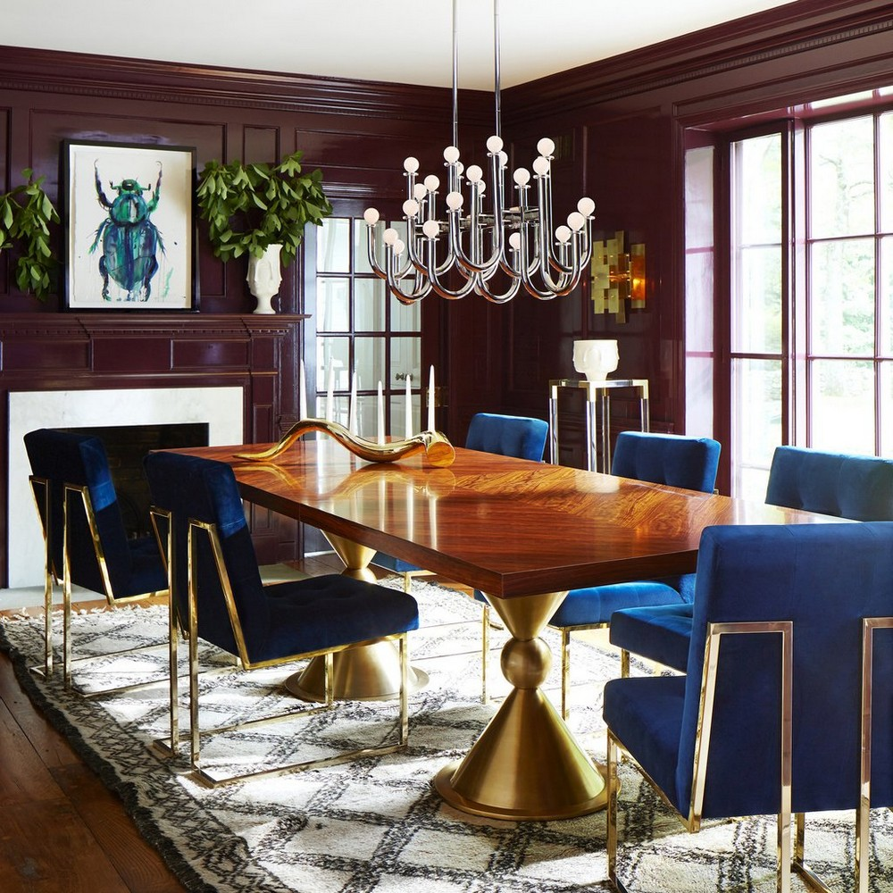 Modern Dining Tables by Jonathan Adler jonathan adler Modern Dining Tables by Jonathan Adler caracas The Modern Shop