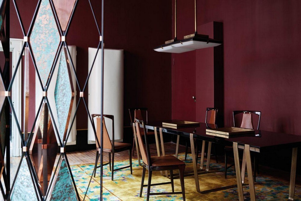 7 Modern Dining Room Ideas by Top Interior Designers modern dining room 7 Modern Dining Room Ideas by Top Interior Designers dimore home joiurna  l