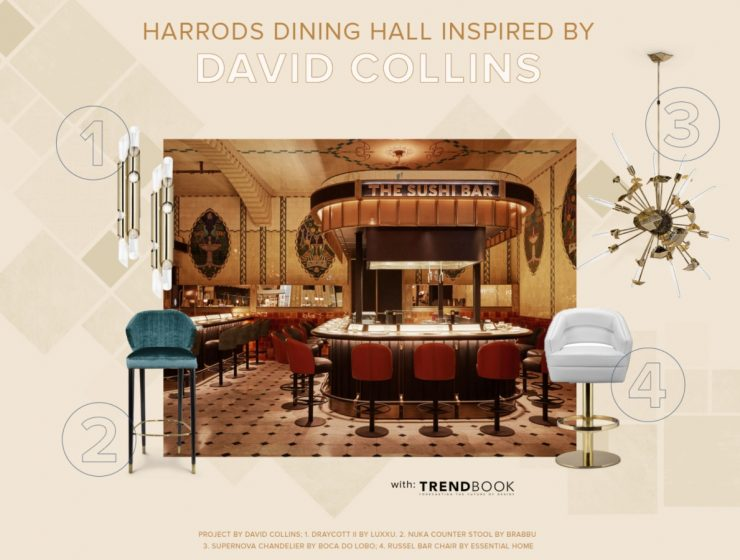 david collins Harrods Dining Hall Inspired by David Collins Studio featured 2020 03 04T171817 dining tables & chairs Home page featured 2020 03 04T171817