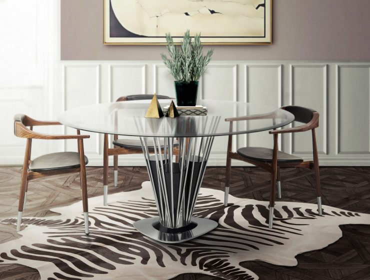Interior Design Trends To Refine Your Dining Room in 2020 interior design trends Interior Design Trends To Refine Your Dining Room in 2020 featured 2020 03 24T150859 dining tables & chairs Home page featured 2020 03 24T150859