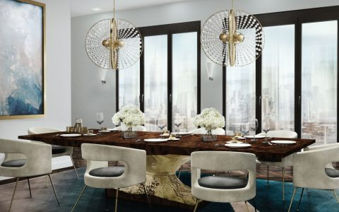 7 Dining Room Chandeliers That Will Spark A Luxury Atmosphere dining room chandeliers 7 Dining Room Chandeliers That Will Spark A Luxury Atmosphere featured 2020 03 30T140121