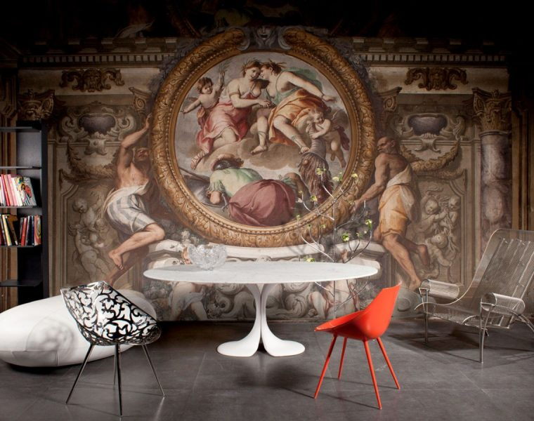 philippe starck Comfort, Aesthetics and Practicality: Dining Chairs by Philippe Starck featured Lommans 760x600 dining tables About featured Lommans 760x600