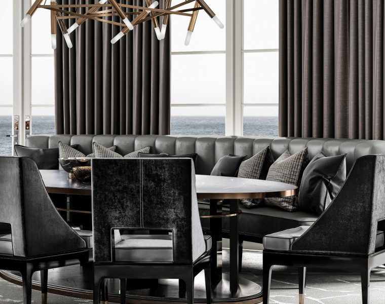 Ultra-Luxury Dining Rooms by Ferris Rafauli ferris rafauli Ultra-Luxury Dining Rooms by Ferris Rafauli featureed 1 760x600 dining tables About featureed 1 760x600