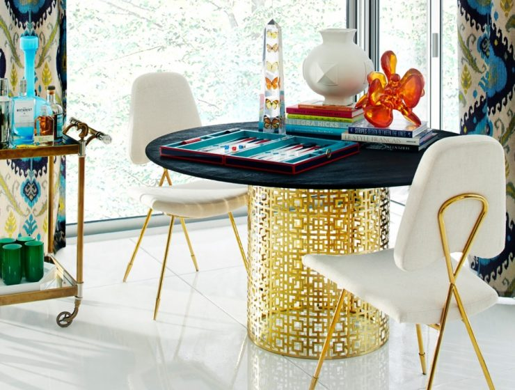 Modern Dining Tables by Jonathan Adler jonathan adler Modern Dining Tables by Jonathan Adler featyured 4 740x560 dining tables & chairs Home page featyured 4 740x560