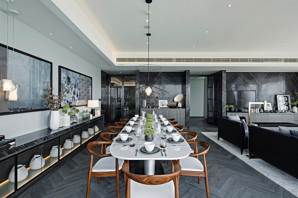 7 Modern Dining Room Ideas by Top Interior Designers modern dining room 7 Modern Dining Room Ideas by Top Interior Designers kelly hoppen 1stdibs