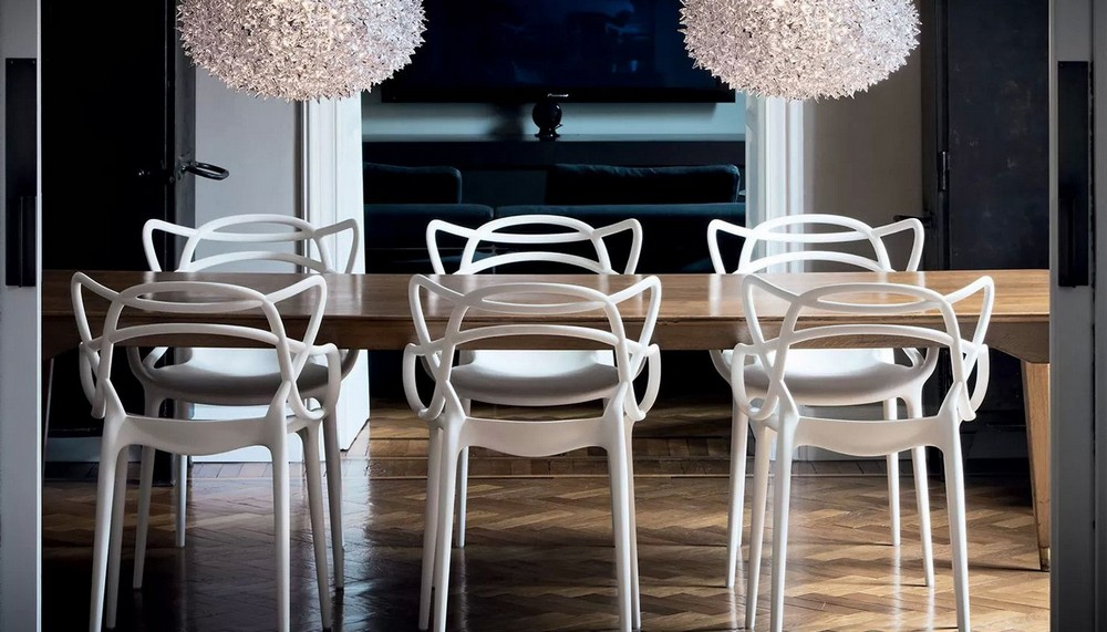 Comfort, Aesthetics and Practicality: Dining Chairs by Philippe Starck philippe starck Comfort, Aesthetics and Practicality: Dining Chairs by Philippe Starck masters lifestyles3