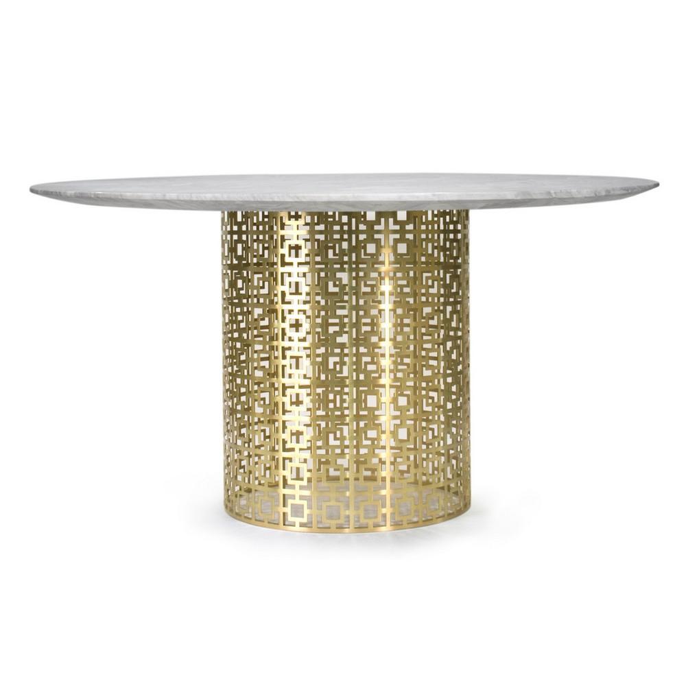Modern Dining Tables by Jonathan Adler jonathan adler Modern Dining Tables by Jonathan Adler nixon