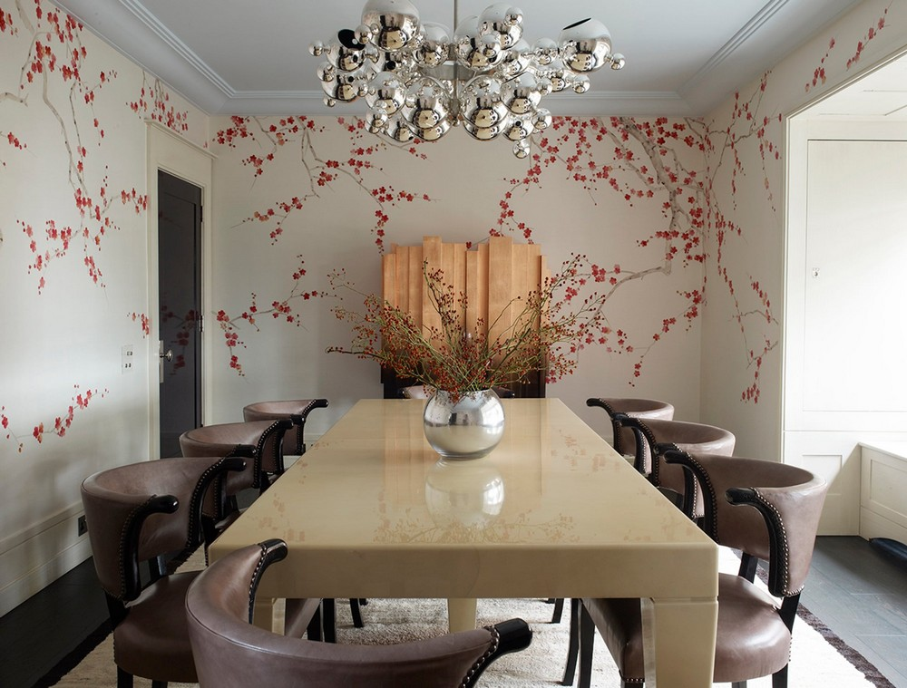 7 Modern Dining Room Ideas by Top Interior Designers modern dining room 7 Modern Dining Room Ideas by Top Interior Designers rafael 1stdibs