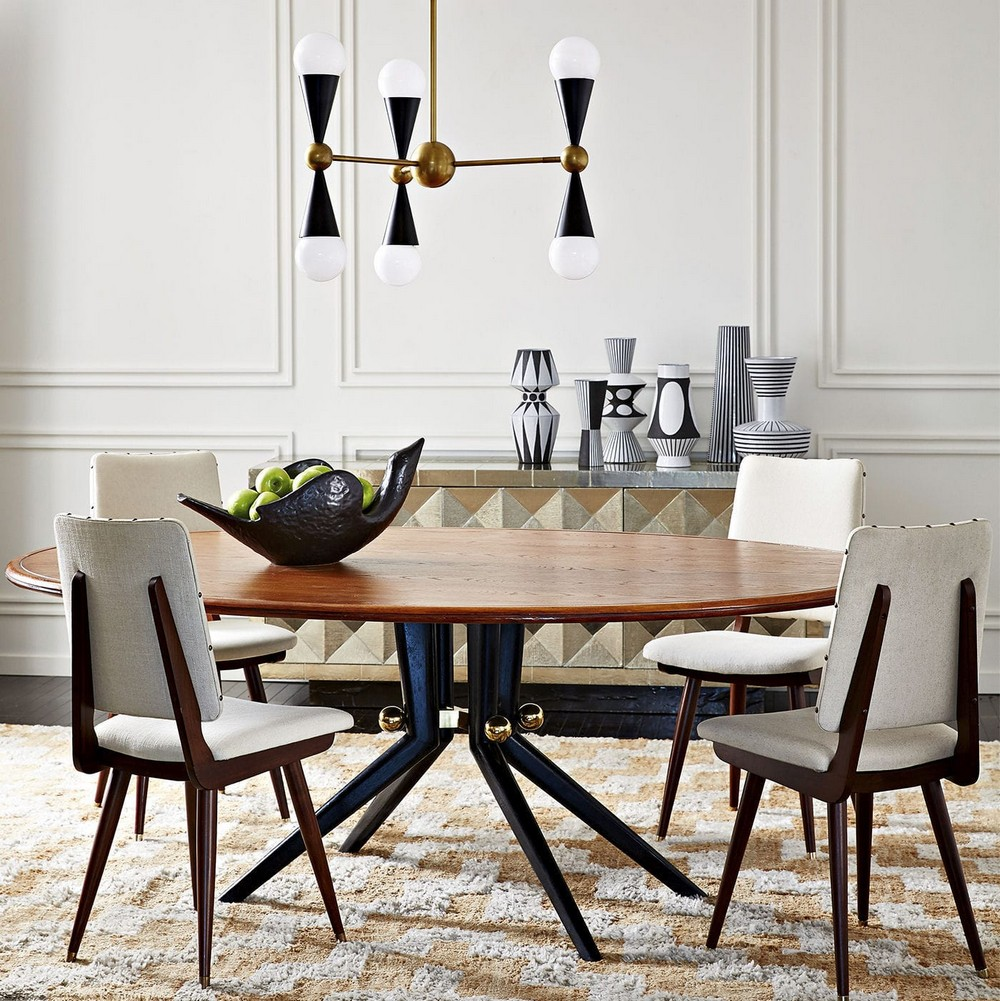 Modern Dining Tables by Jonathan Adler jonathan adler Modern Dining Tables by Jonathan Adler trocadero archiexpo